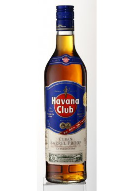 Havana Club Cuban Barrel Proof 1 Liter