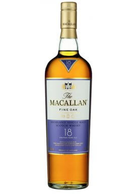 The Macallan 18 Jahre Fine Oak