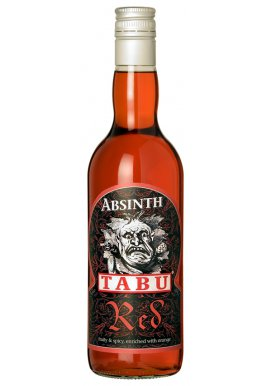 TABU Absinth RED 0.7 Liter