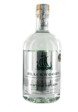 Blackwood's Vintage Dry Gin 40%