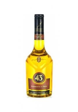 Licor 43 - Cuarenta y Tres - 1 Liter